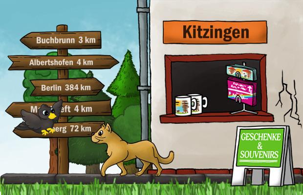Geschenke Laden Kitzingen