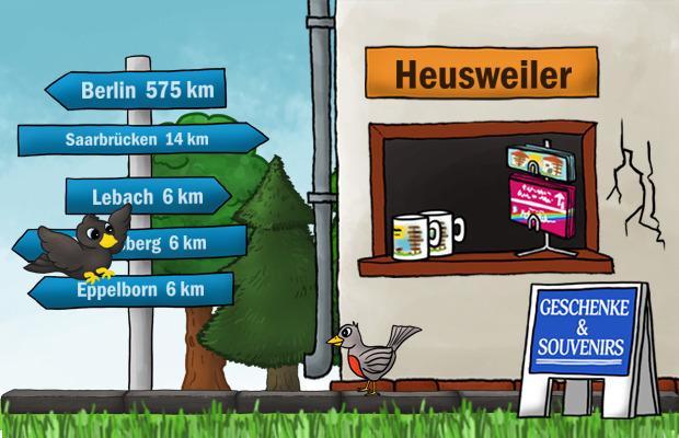 Geschenke Laden Heusweiler