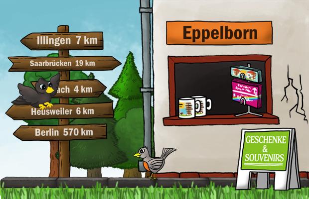 Geschenke Laden Eppelborn