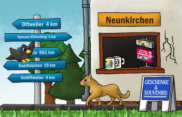 Geschenke Laden Neunkirchen