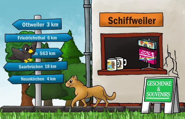 Geschenke Laden Schiffweiler