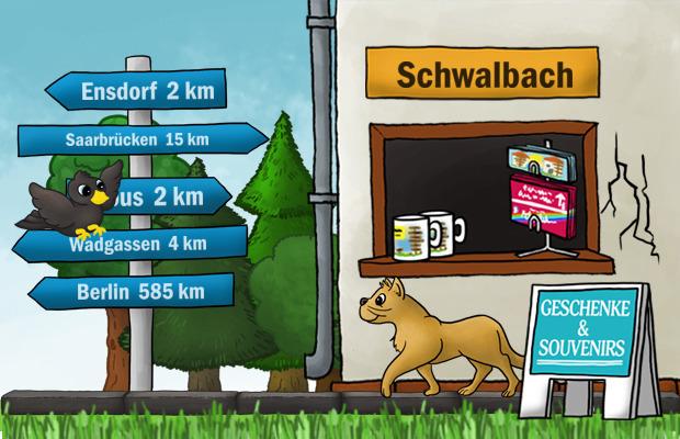 Geschenke Laden Schwalbach