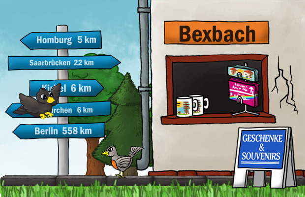 Geschenke Laden Bexbach