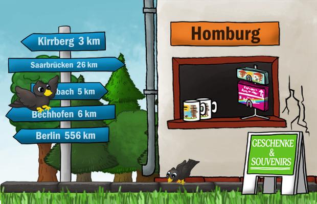 Geschenke Laden Homburg