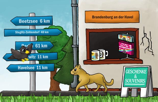 Geschenke Laden Brandenburg an der Havel