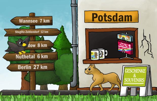 Geschenke Laden Potsdam