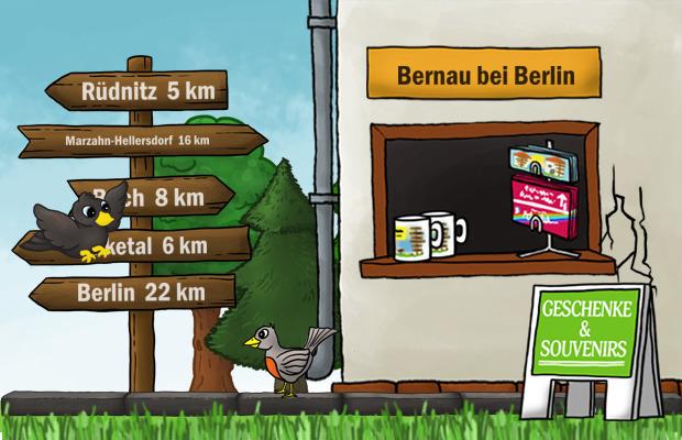 Geschenke Laden Bernau bei Berlin