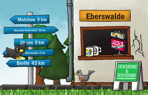 Geschenke Laden Eberswalde