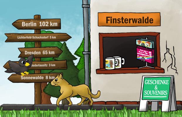 Geschenke Laden Finsterwalde