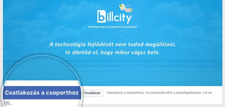 Billcity könyvelők facebook