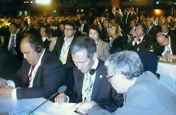 ЭД «БИОМ» на Конференции ООН по Устойчивому Развитию, Рио-де-Жанейро (Бразилия)