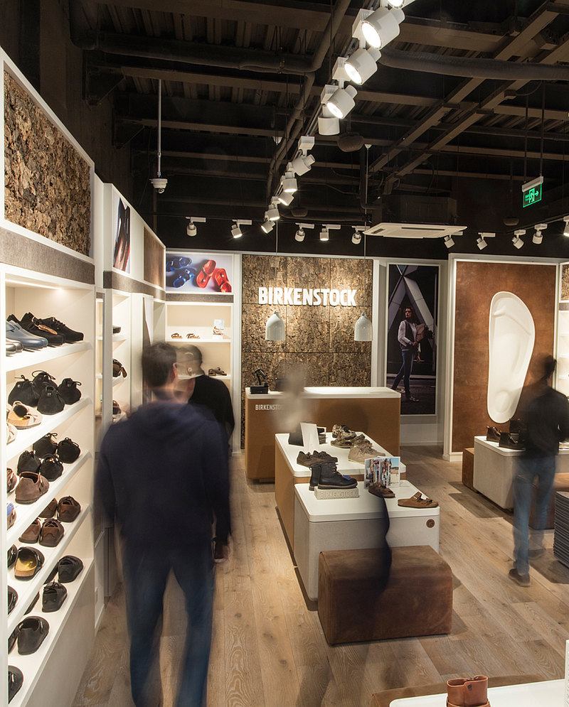 3b45e1ee368 BIRKENSTOCK celebrates opening of first official retail outlet in Shanghai
