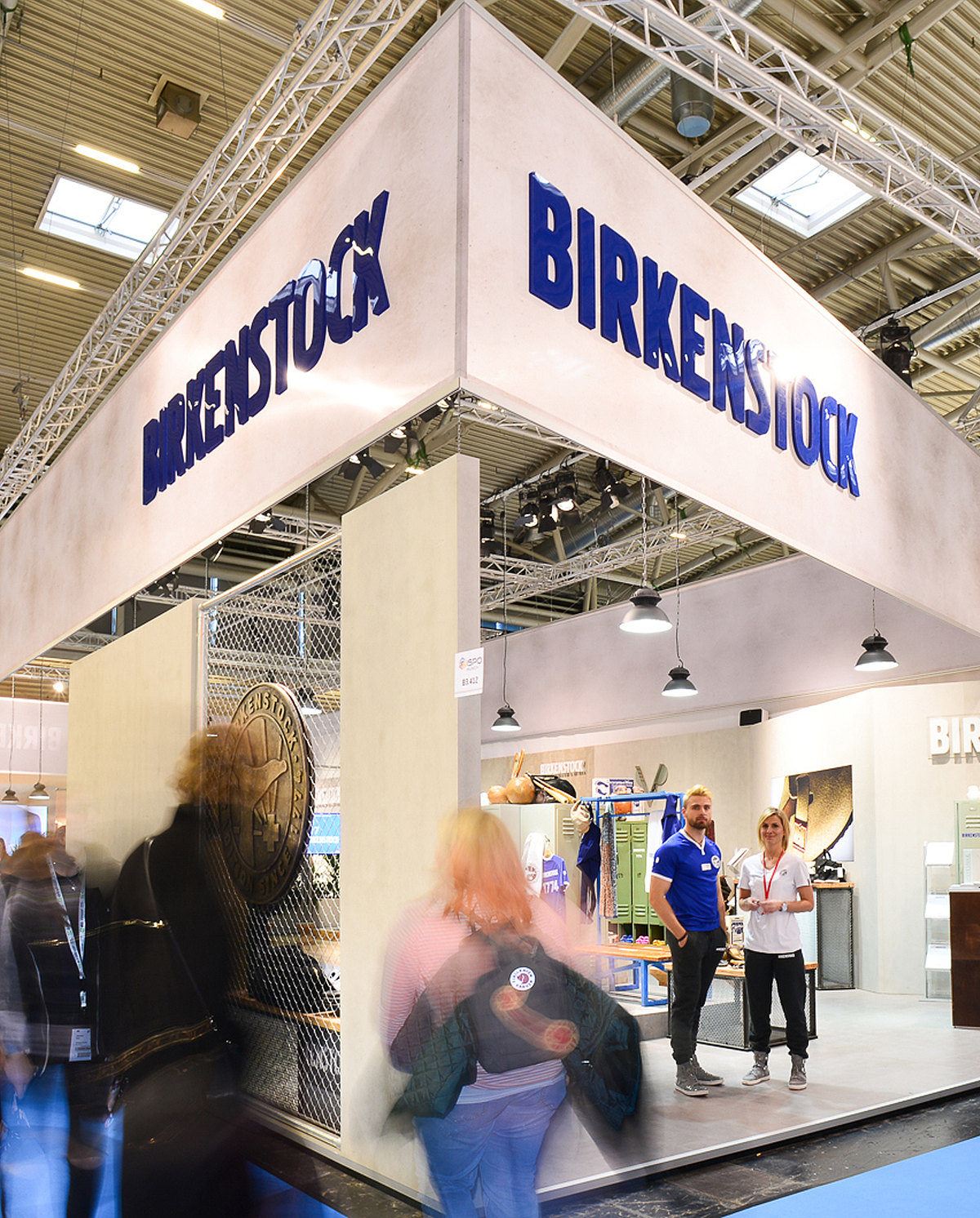 new product fbe0c d7ce5 BIRKENSTOCK GETS SPORTY: DEBUT ON THE ISPO: Birkenstock Group