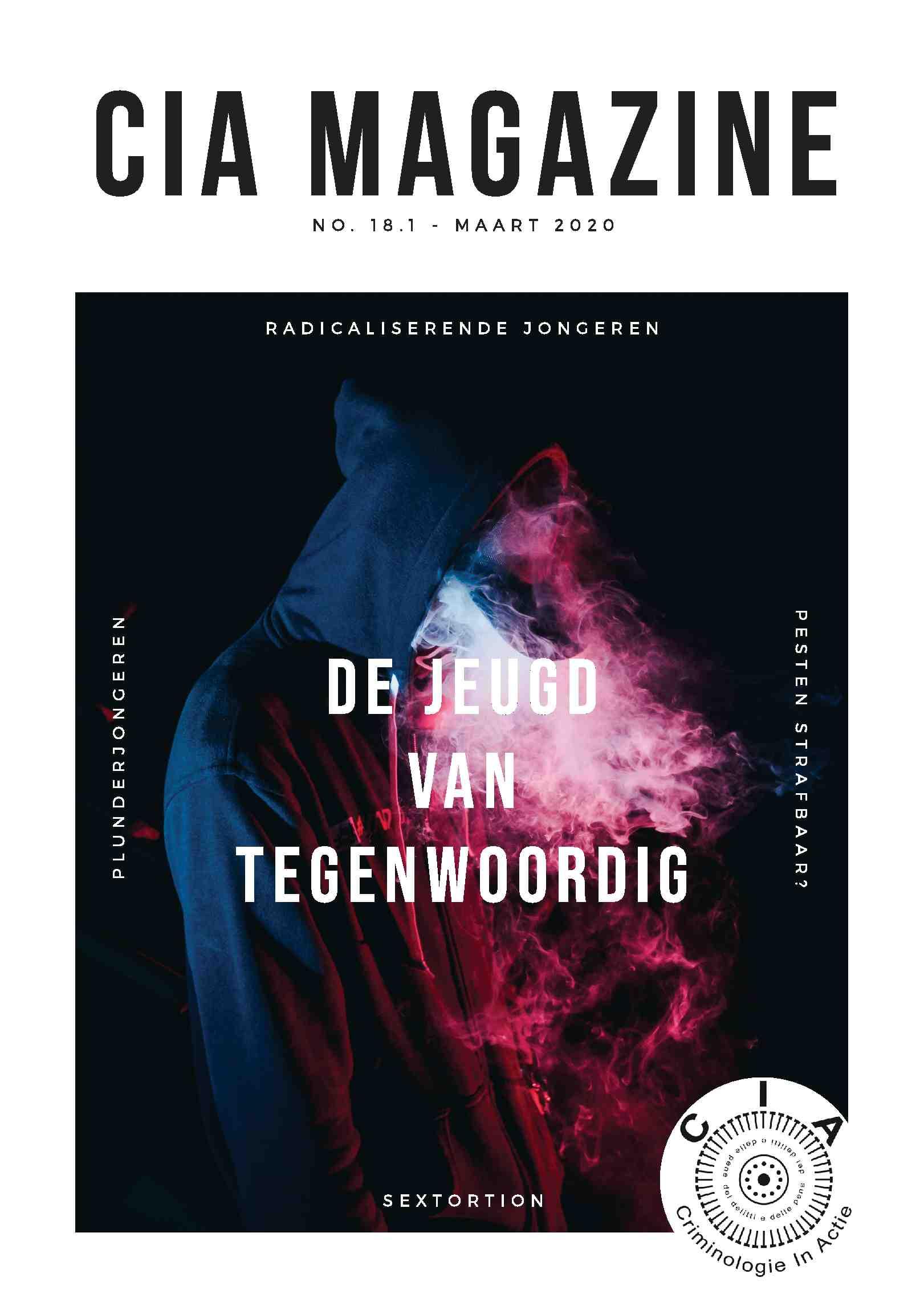 Cover editie maart 2020