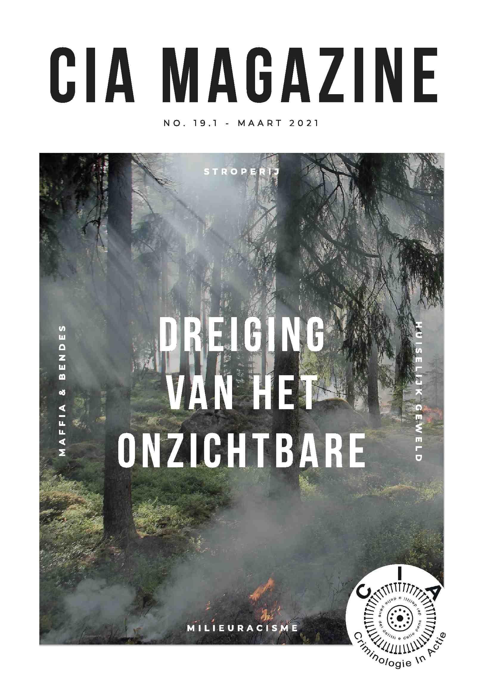 Cover editie maart 2021