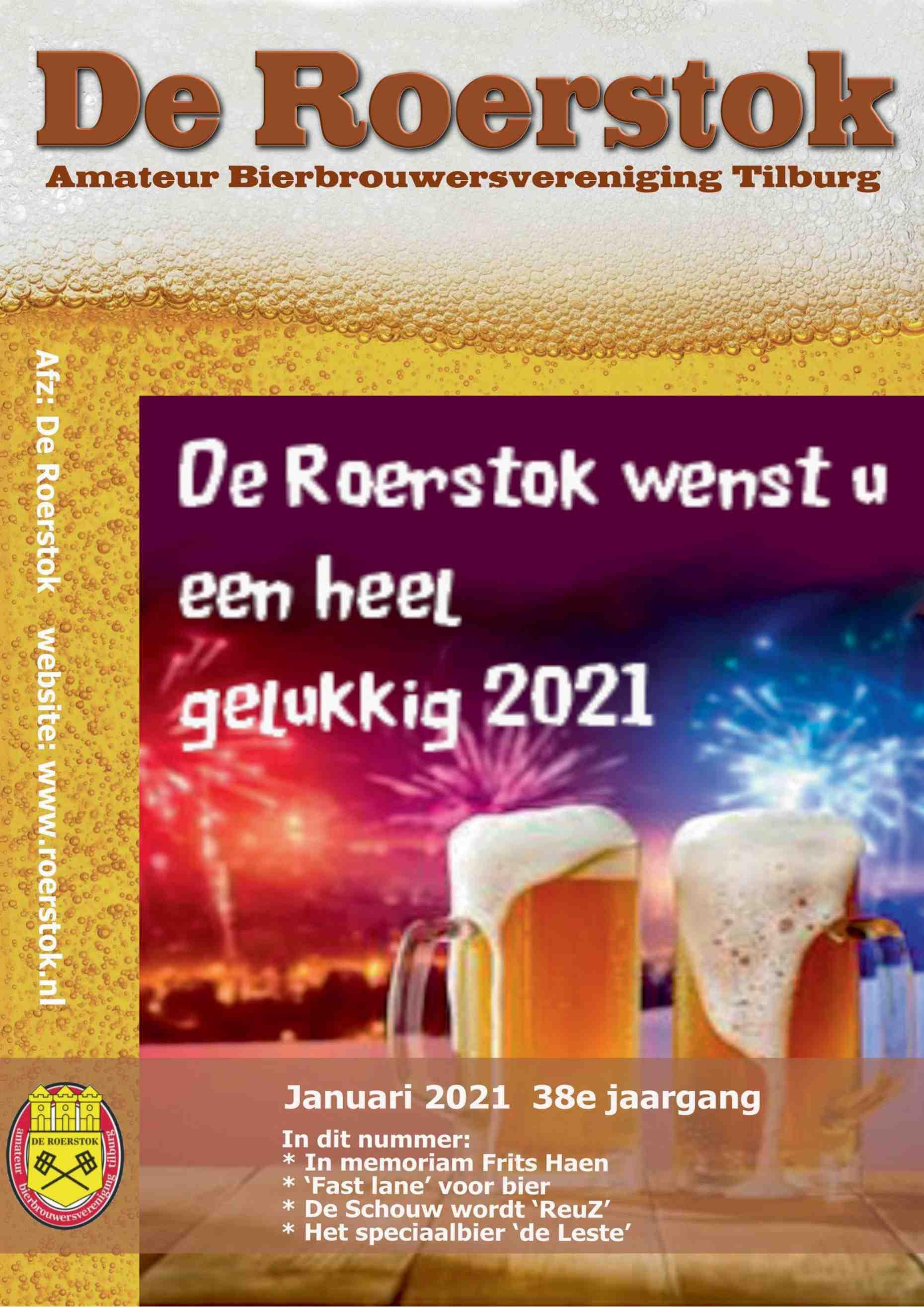 Cover editie januari 2021