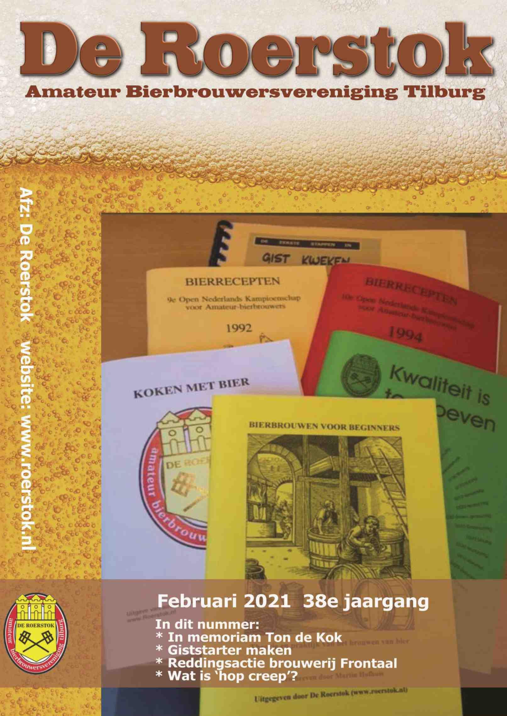 Cover editie februari 2021