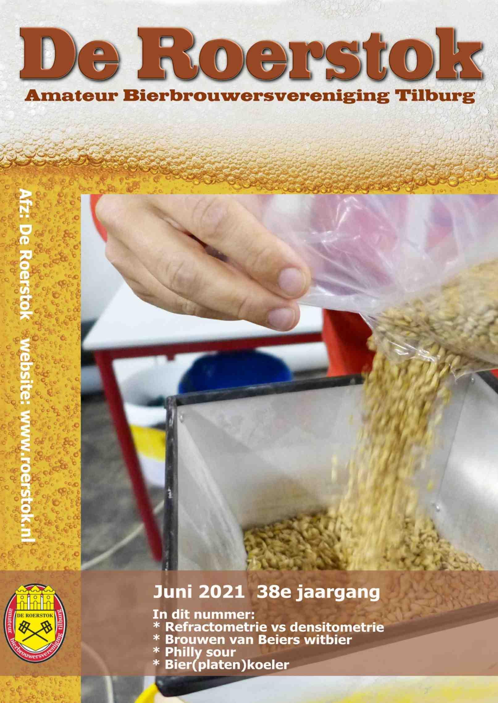 Cover editie juni 2021