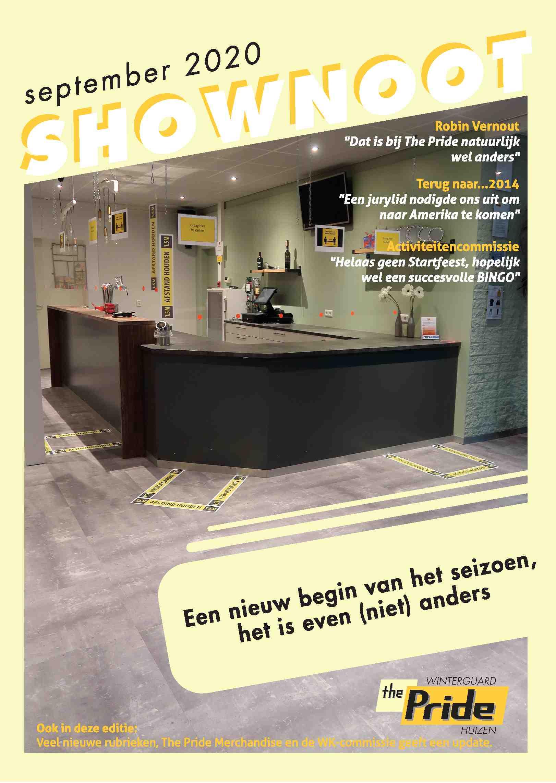 Cover editie september 2020/21