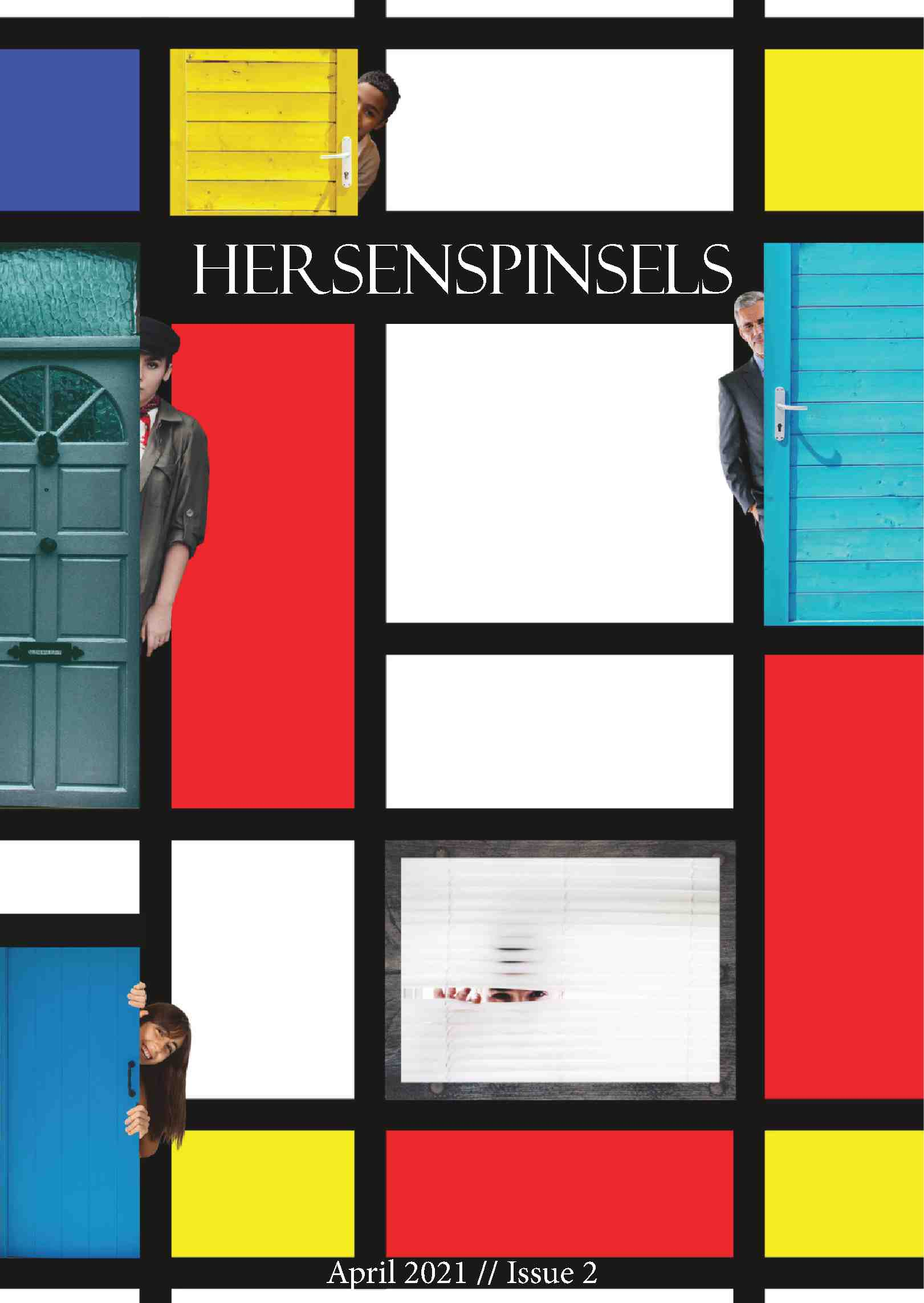 Cover laatste editie