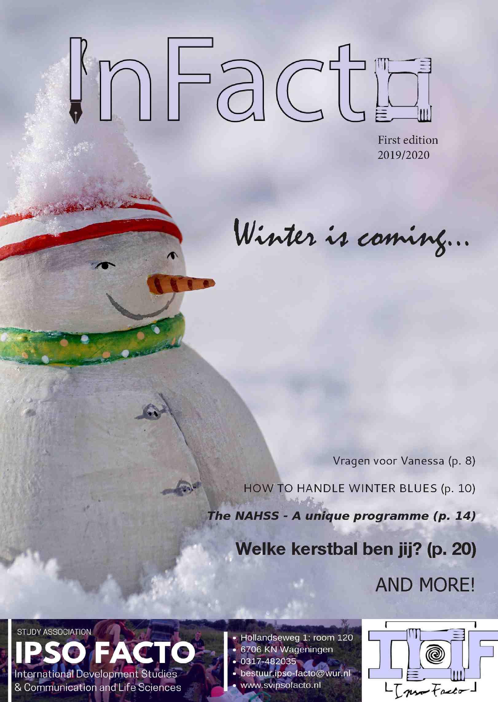 Cover editie november 2019
