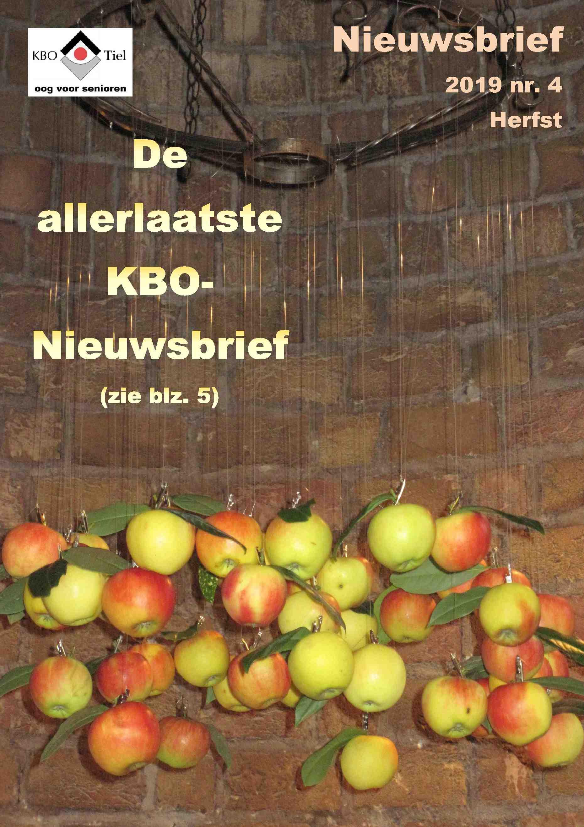 Cover editie oktober 2019