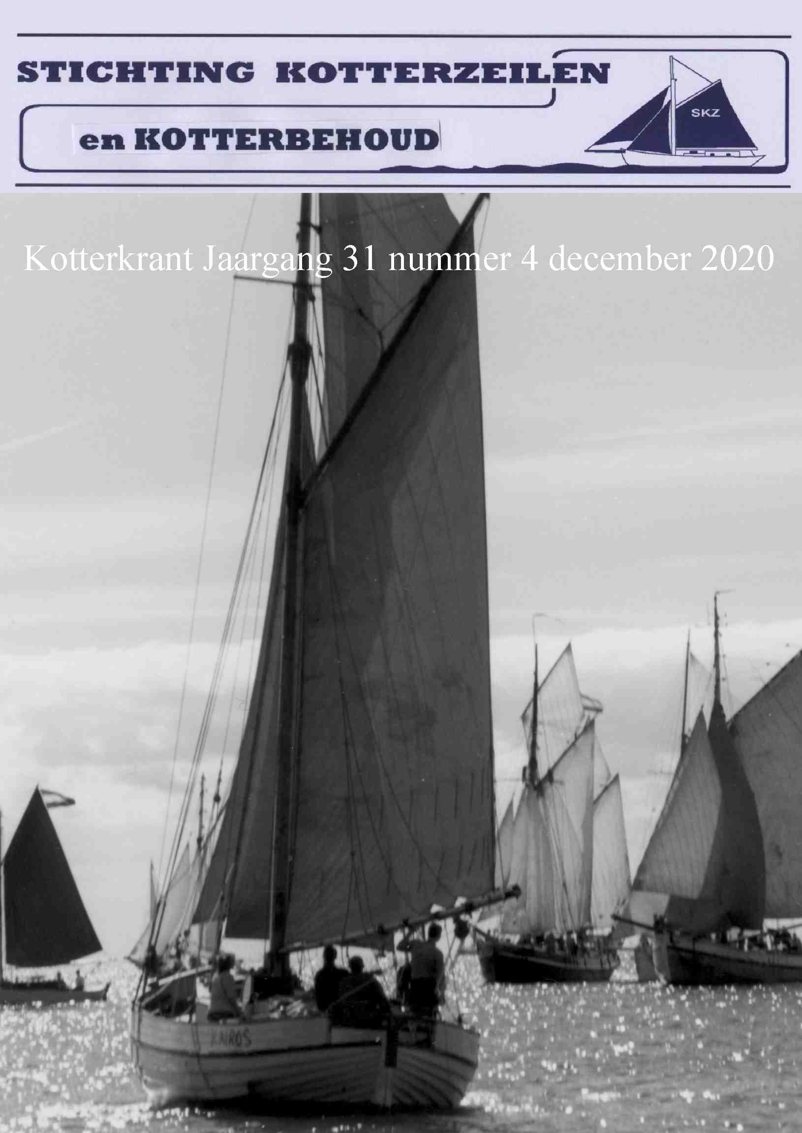 Cover editie december 2020