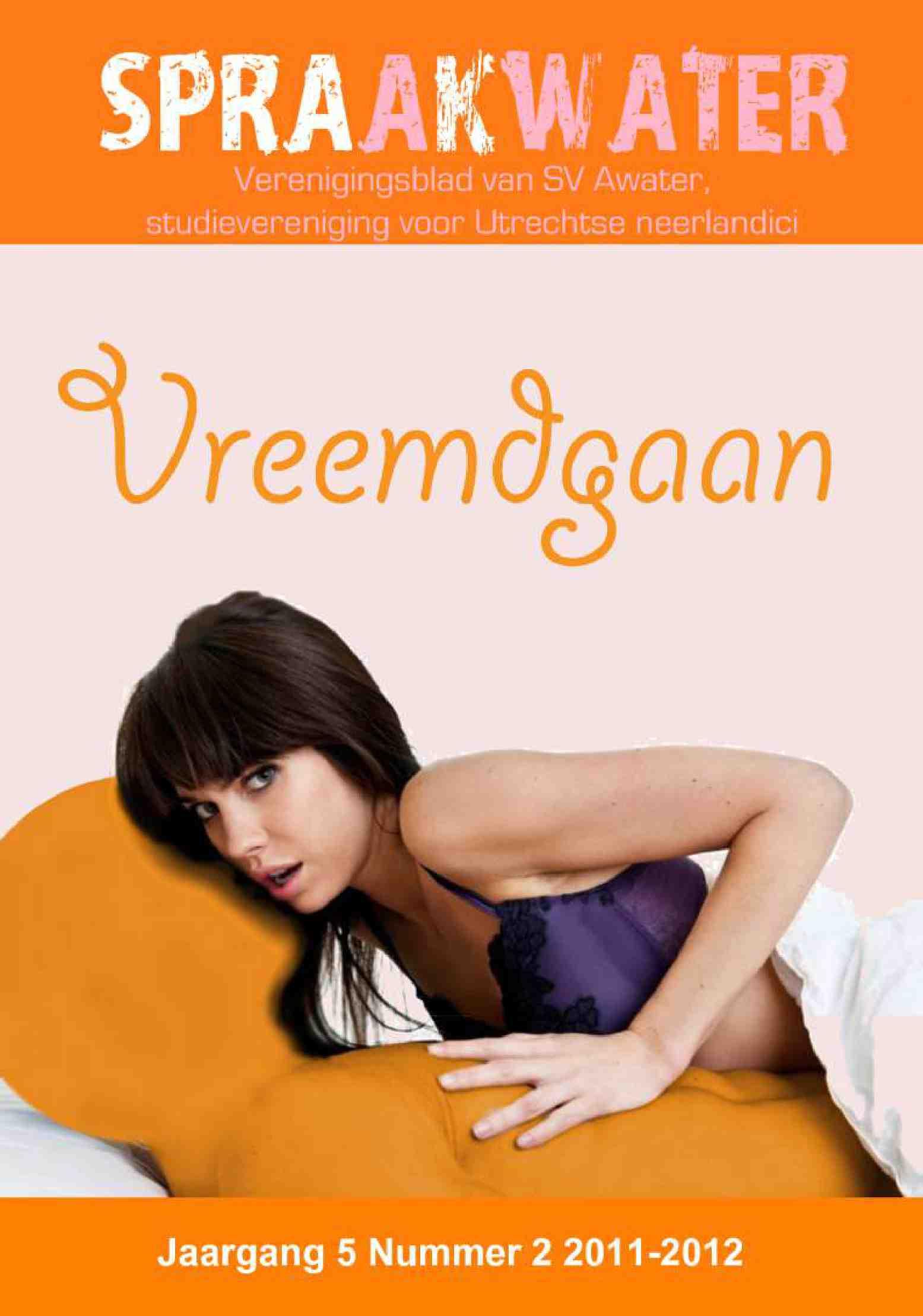 Cover editie februari 2012