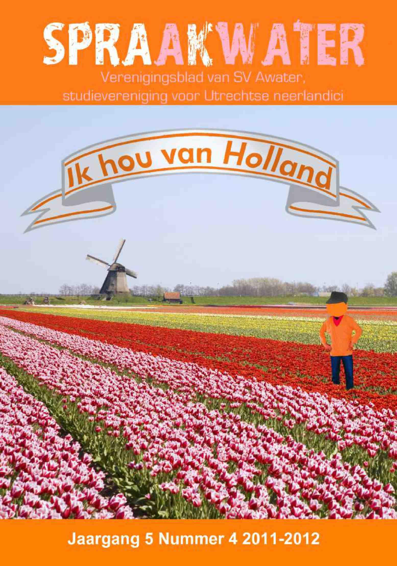 Cover editie juli 2012