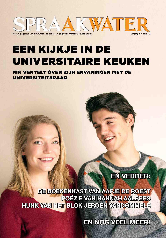 Cover editie februari 2015