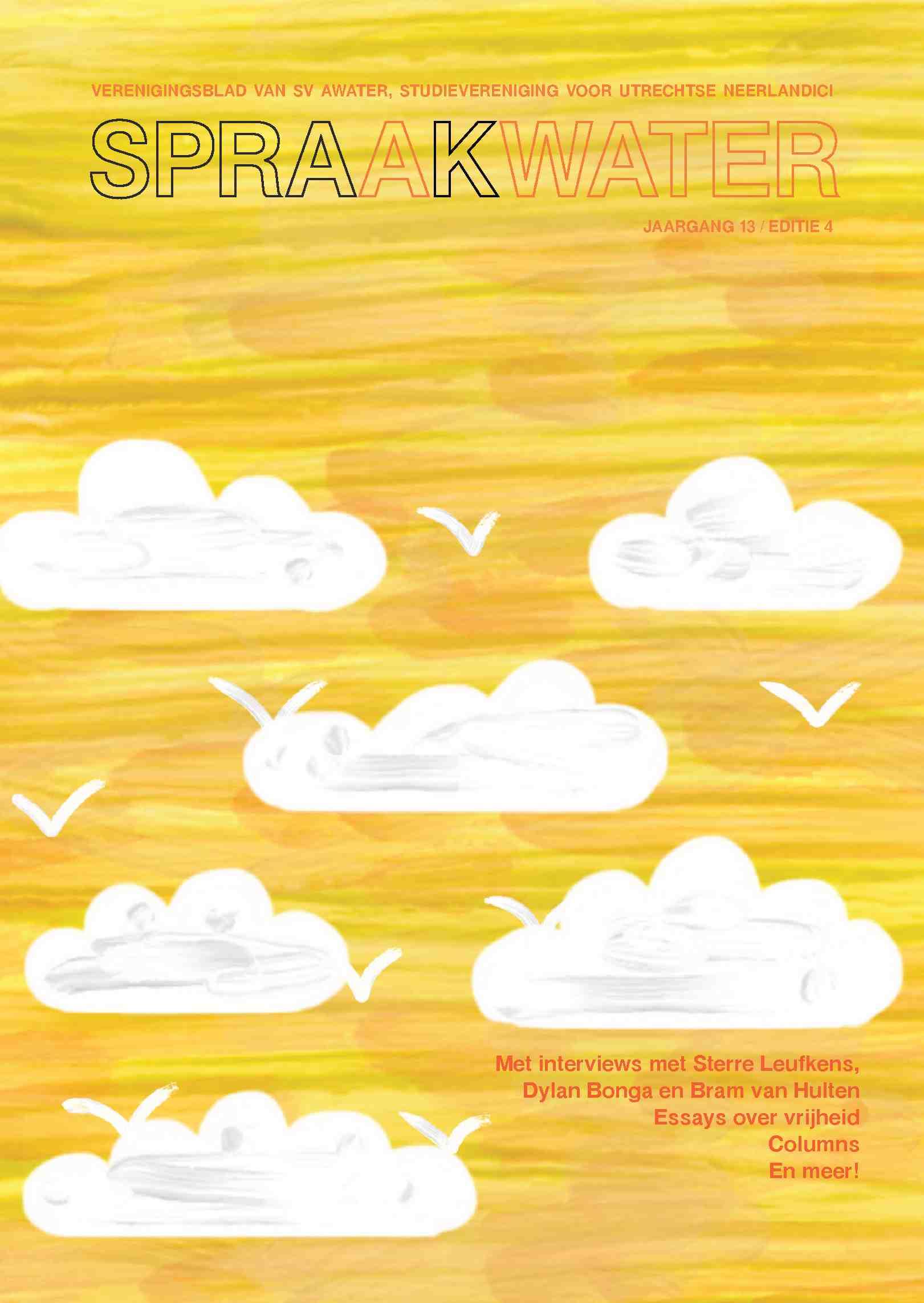 Cover editie juni 2020