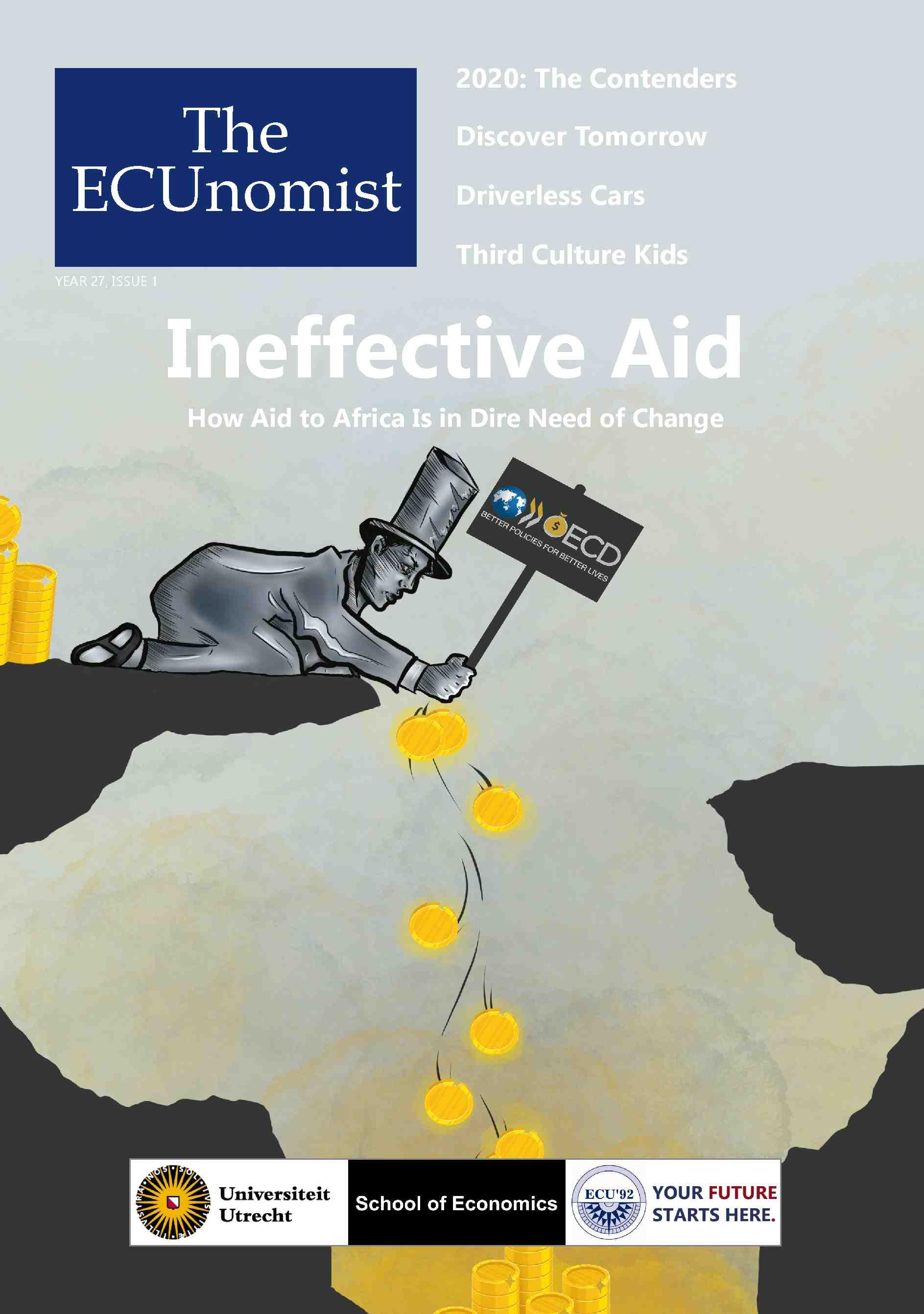 Cover editie oktober 2018/19