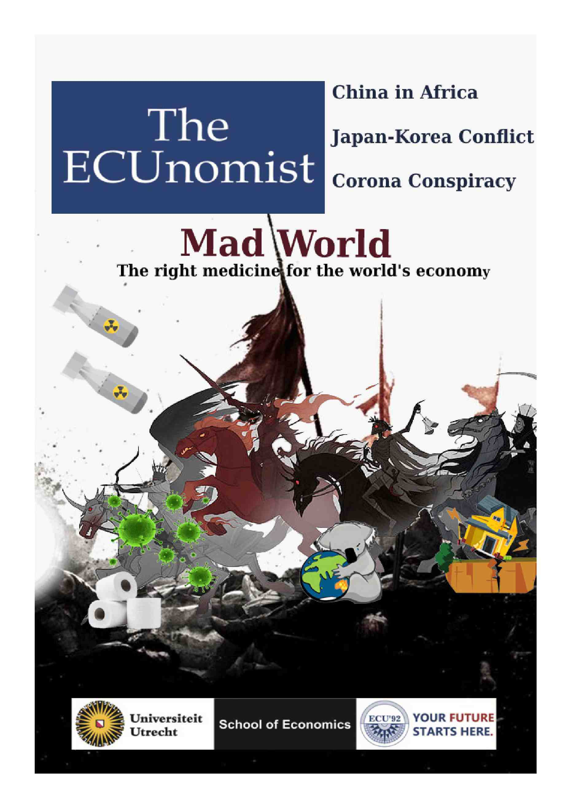 Cover editie juni 2019/20