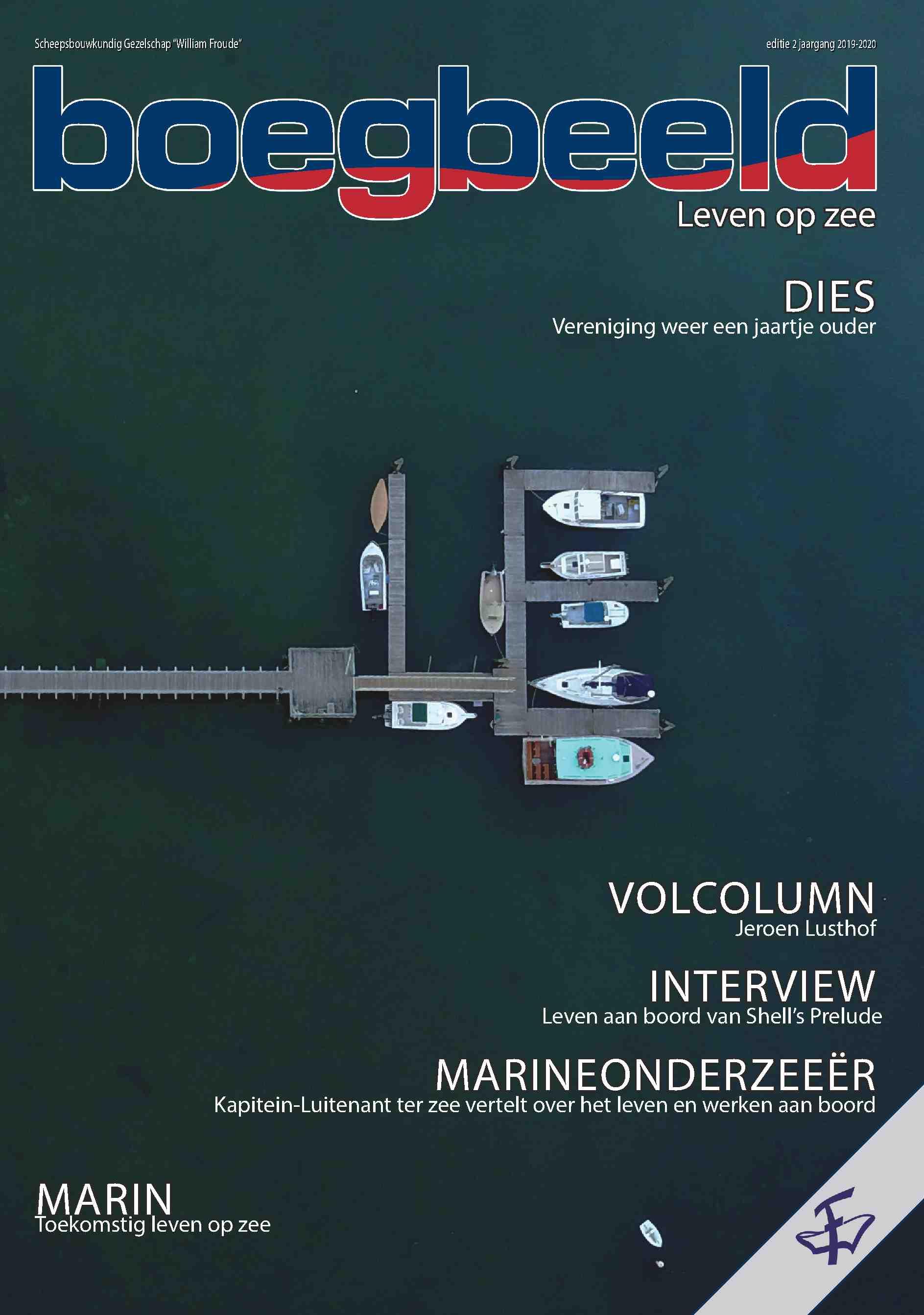 Cover editie februari 2020