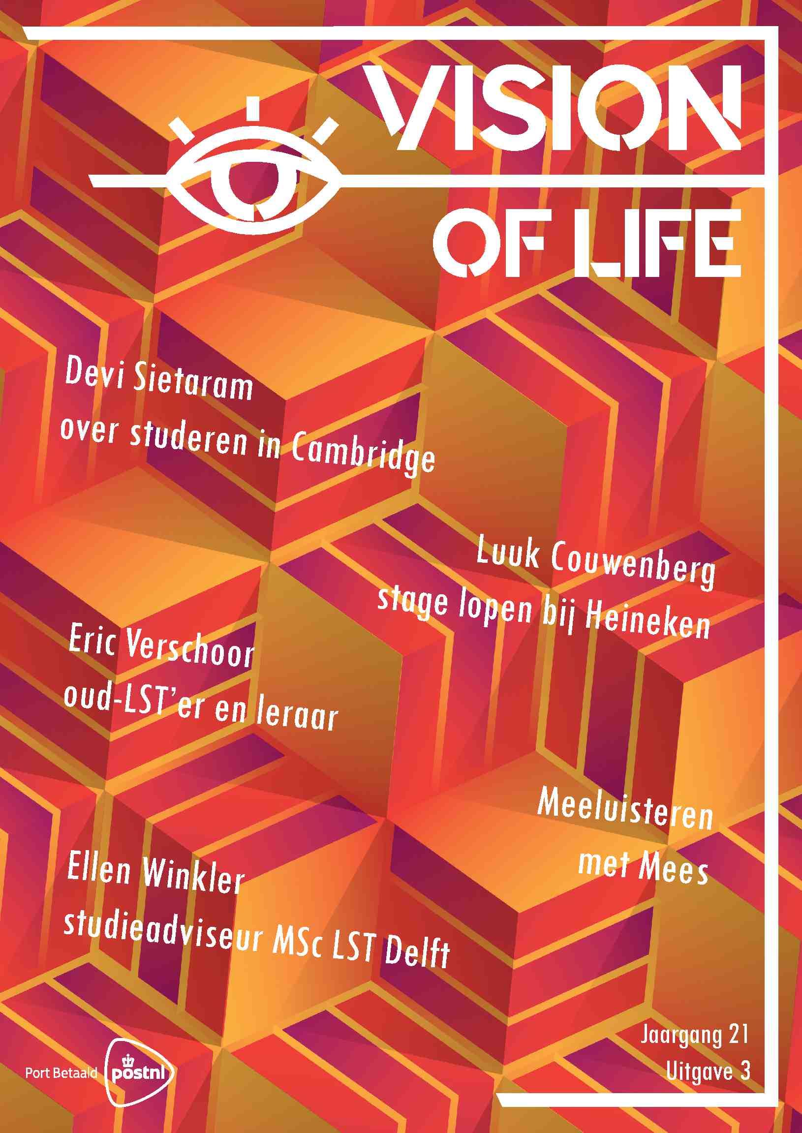 Cover editie april 2021