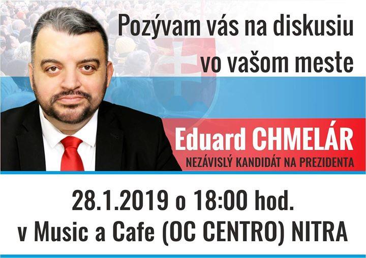 Hneď po odovzdaní petičných hárkov začínam v pondelok večer volebnú kampaň  diskusiou v najstaršom slovenskom meste 7f5c7d604b8