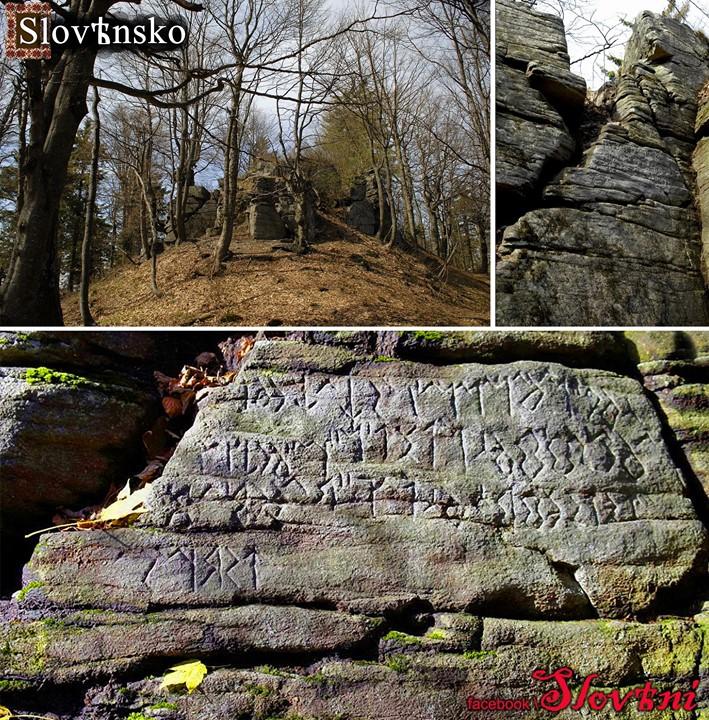 datovania skalné vrstvy
