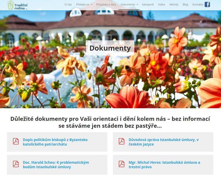 Tradiční katolické seznamovací weby