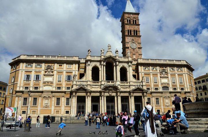 Najlepšie miesta na háku v Ríme