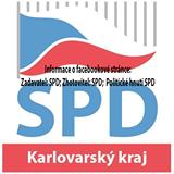 Svoboda a přímá demokracie Tomio Okamura Karlovarský kraj - SPD