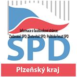 Svoboda a přímá demokracie Tomio Okamura Plzeňský kraj - SPD