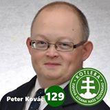 Peter Kováč, kandidát do NR SR, Kotlebovci - Ľudová strana Naše Slovensko