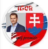 Igor Matovič - predseda vlády Slovenskej republiky