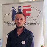 Juraj Baleja - Národný Front Slovenska