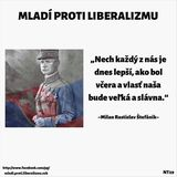 Mladí proti liberalizmu