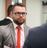 Robert Bestro - Mladí Sociálni Demokrati