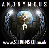 Anonymous Slovensko.co.uk