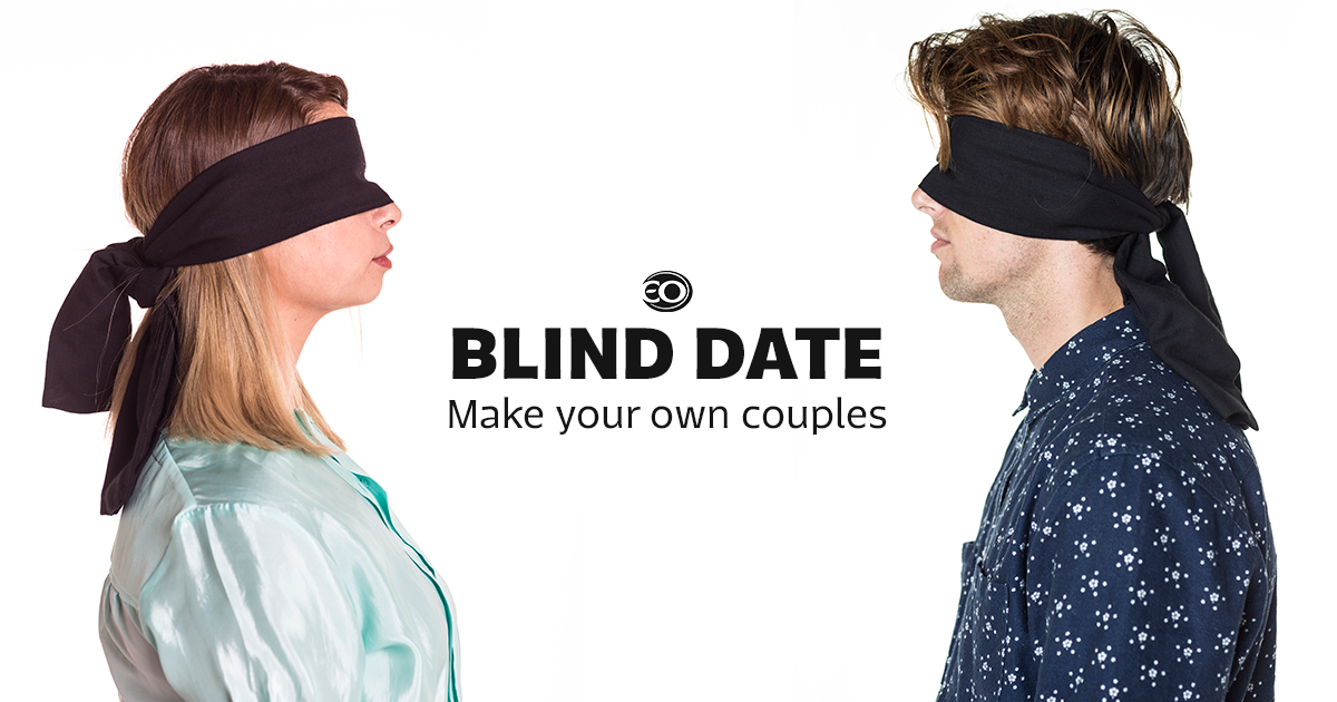 Blind and dating