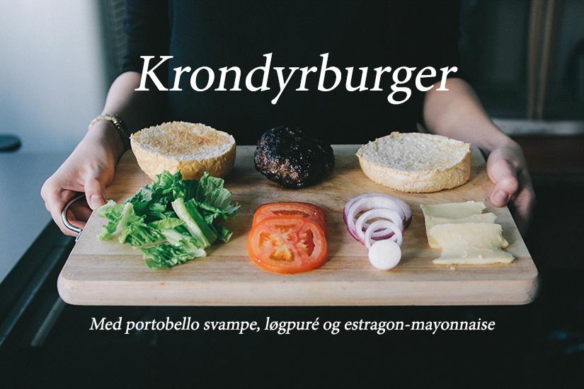 Krondyrburger