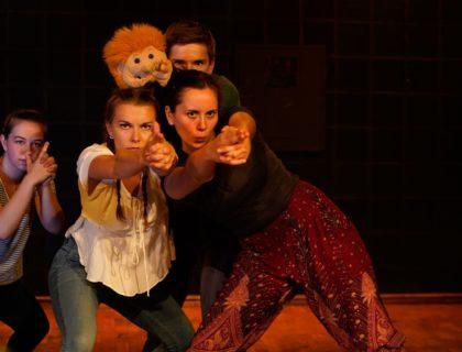 Theatertage aesthetX der Albert-Einstein-Schule, Foto: Andrea Fischer